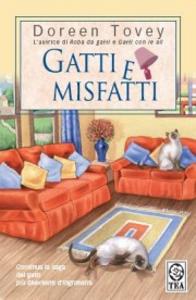 Libro Gatti e misfatti Doreen Tovey