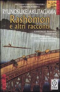 Rashomon e altri racconti - Ryunosuke Akutagawa - copertina
