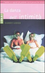 La danza dell'intimità - Harriet Lerner - copertina