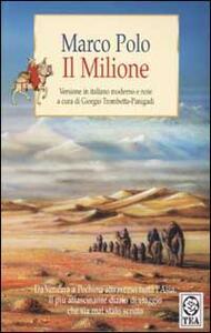 Il milione - Marco Polo - copertina
