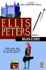 Ballata di morte - Ellis Peters - copertina