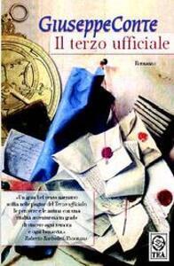 Il terzo ufficiale - Giuseppe Conte - copertina