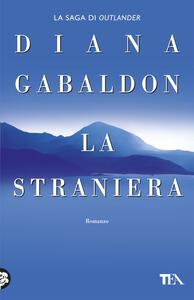 La straniera - Diana Gabaldon - copertina