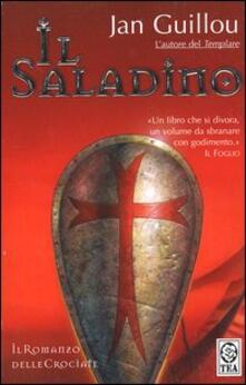 Vitalitart.it Il Saladino. Romanzo delle crociate. Vol. 2 Image