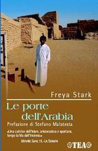 Le porte dell'Arabia - Freya Stark - copertina