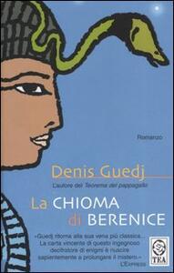 La chioma di Berenice - Denis Guedj - copertina