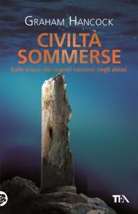 Civiltà sommerse - Graham Hancock - copertina
