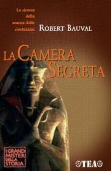 La camera segreta - Robert Bauval - copertina