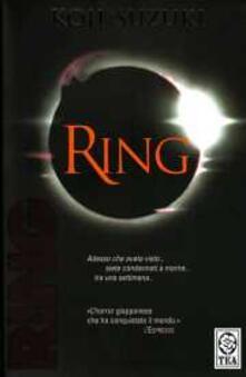 Ring - Koji Suzuki - copertina