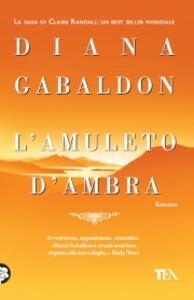 L' amuleto d'ambra - Diana Gabaldon - copertina