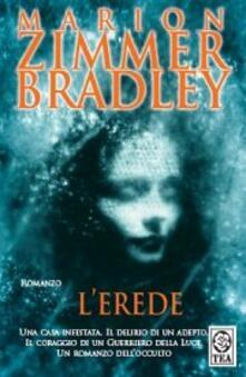 L' erede - Marion Zimmer Bradley - copertina