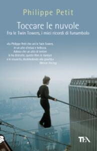 Toccare le nuvole - Philippe Petit - copertina