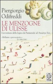 Winniearcher.com Le menzogne di Ulisse. L'avventura della logica da Parmenide ad Amartya Sen Image