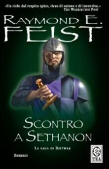 Ipabsantonioabatetrino.it Scontro a Sethanon. La saga di Riftwar. Vol. 3 Image