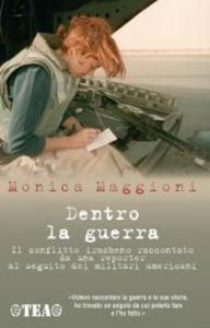 Libro Dentro la guerra Monica Maggioni