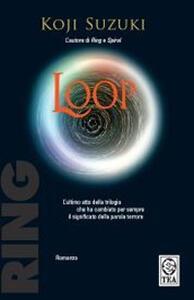 Loop - Koji Suzuki - copertina