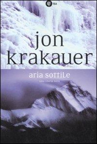 Aria sottile - Krakauer Jon - wuz.it