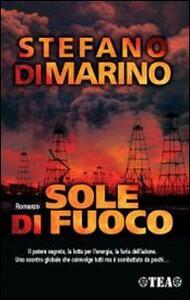 Sole di fuoco - Stefano Di Marino - copertina