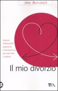 Il mio divorzio - Amy Botwinick - copertina