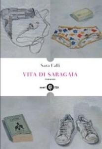 Vita di Saragaia - Sara Falli - copertina