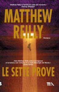 Le sette prove - Matthew Reilly - copertina