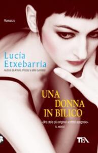 Una donna in bilico - Lucía Etxebarría - copertina
