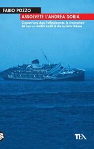 Assolvete l'Andrea Doria - Fabio Pozzo - copertina