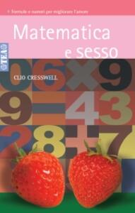 Matematica e sesso - Clio Cresswell - copertina