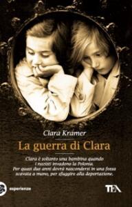 La guerra di Clara - Clara Kramer - copertina