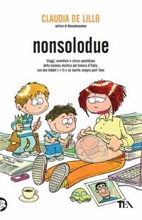 NonSoloDue, copertina del libro, da IBS