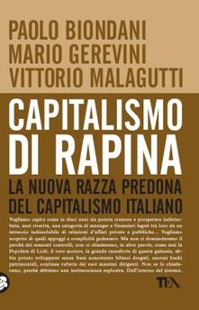 Listadelpopolo.it Capitalismo di rapina. La nuova razza predona del capitalismo italiano Image