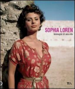 Sophia Loren. Immagini di una vita - Yann-Brice Dherbier - copertina