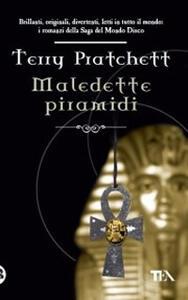 Maledette piramidi - Terry Pratchett - copertina