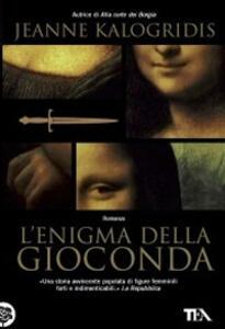 L' enigma della Gioconda - Jeanne Kalogridis - copertina