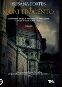 Quattrocento - Susana Fortes - copertina