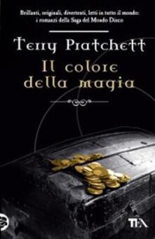 Il colore della magia - Terry Pratchett - copertina