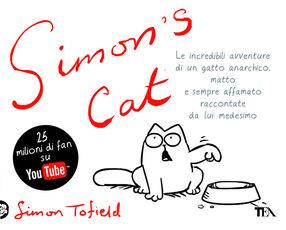 Libro Simon's cat. Ediz. italiana Simon Tofield