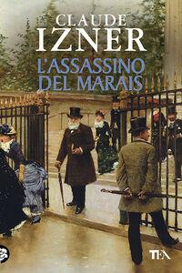 Libro L' assassino del Marais Claude Izner
