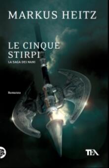 Premioquesti.it Le cinque stirpi Image