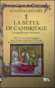 Libro La setta di Cambridge Susanna Gregory