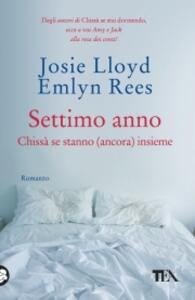 Settimo anno. Chissà se stanno (ancora) insieme - Josie Lloyd,Emlyn Rees - copertina