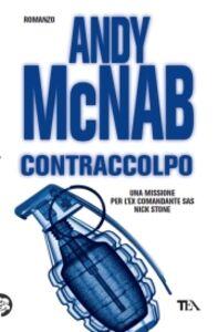 Libro Contraccolpo Andy McNab