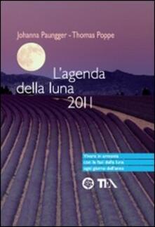 Grandtoureventi.it L' agenda della luna 2011 Image
