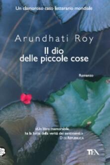 Il dio delle piccole cose - Arundhati Roy - copertina