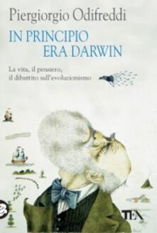 Radiospeed.it In principio era Darwin. La vita, il pensiero, il dibattito sull'evoluzionismo Image