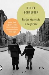 Heike riprende a respirare - Helga Schneider - copertina