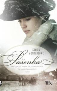 Sasenka - Simon Sebag Montefiore - copertina