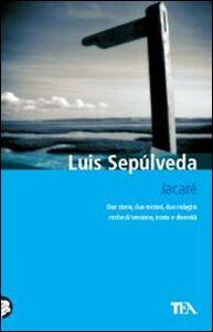 Libro Jacaré Luis Sepúlveda
