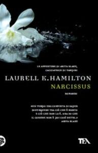 Narcissus - Laurell K. Hamilton - copertina
