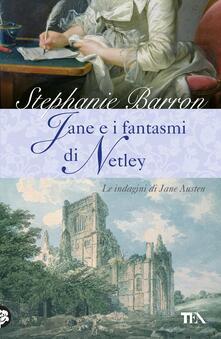 Festivalshakespeare.it Jane e i fantasmi di Netley. Le indagini di Jane Austen Image